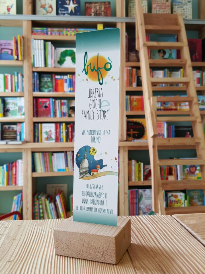 libreria bufò interno